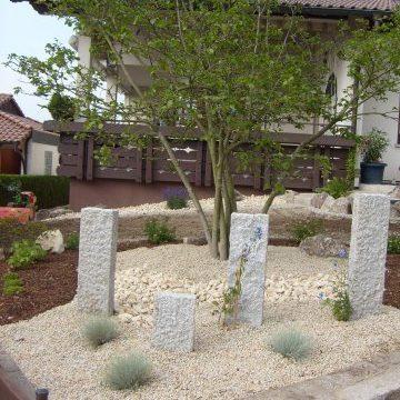 natursteingarten (8) | Bäuerle – Gartengestaltung & Außenanlagen GmbH