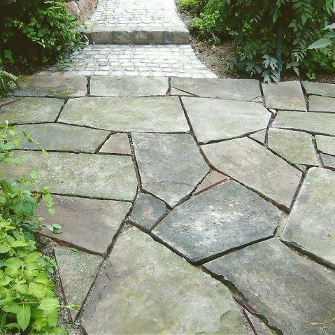 polygonalplatten (7) | Bäuerle – Gartengestaltung & Außenanlagen GmbH